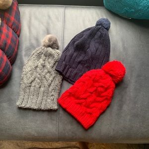 Winter hat bundle